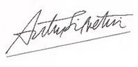 Semnatura Artur Silvestri